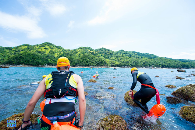 Swimrun in Japan
