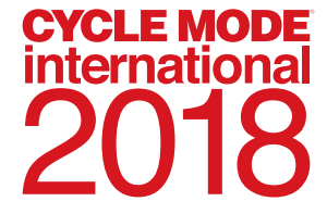Cycle Mode International 2018 sign