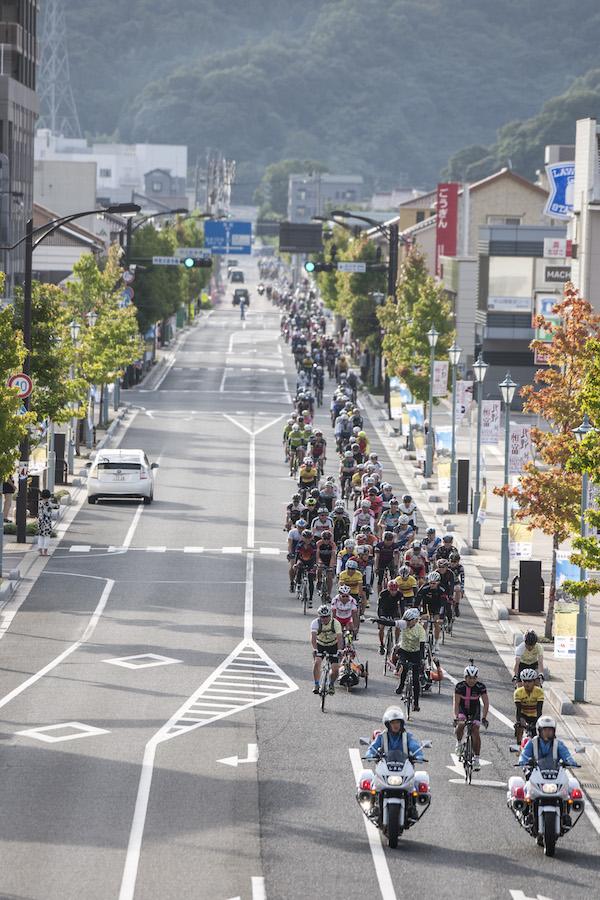 Cycling in Shimane