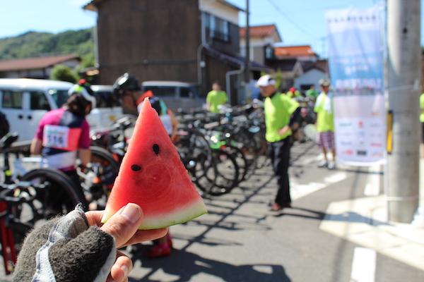 Watermelon in Japan
