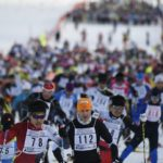 Stride and Slide: Cross Country Ski in Sapporo