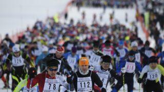 Stride and Slide: Cross Country Ski in Sapporo