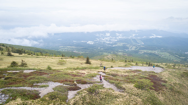 Skyline Trail Sugadaira