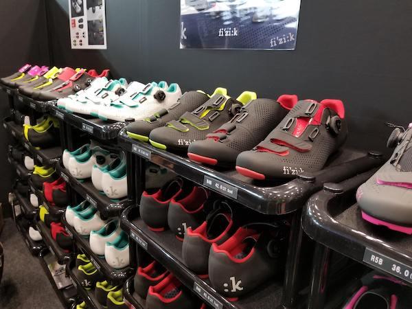 Fizik cycling shoes in Tokyo