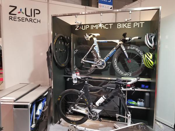 Bicycle storage solution