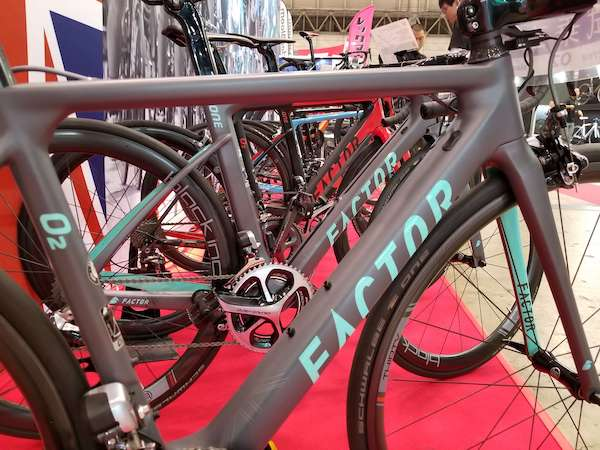 Factor bike in Japan