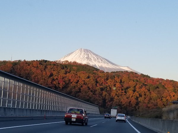 Road to Ise in Mie Prefecture