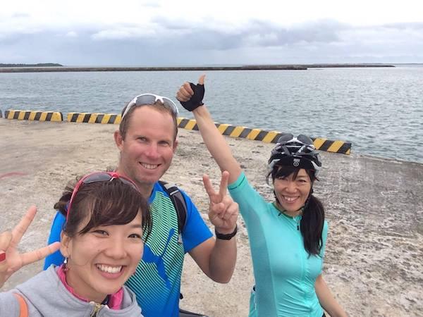 Cycling in Okinawa