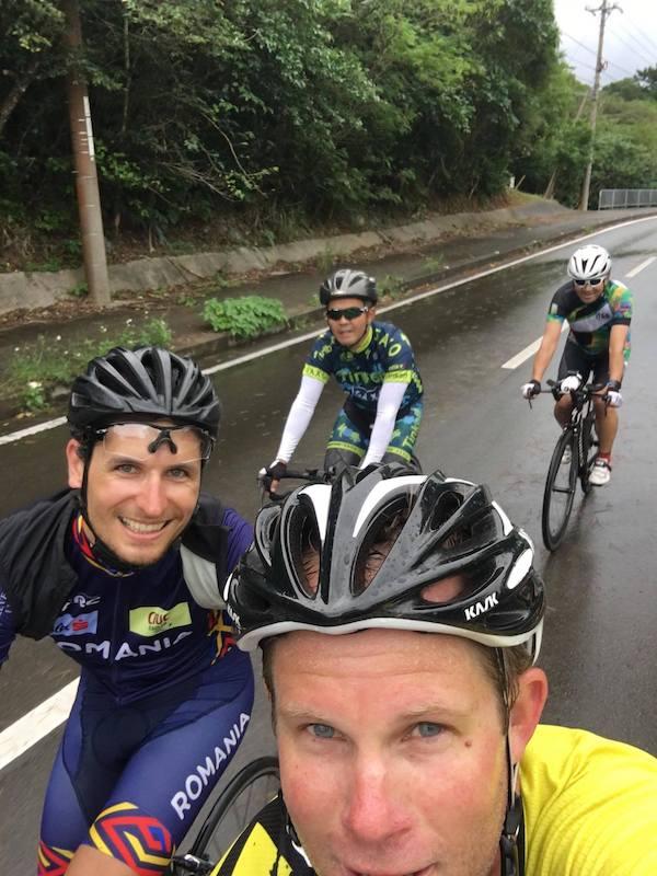 Iriomote cycling