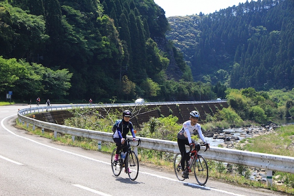 Cycling in Japan