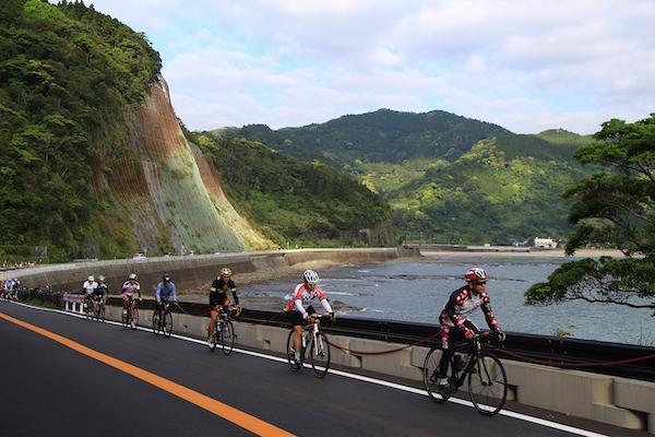 Cycling in Miyazaki