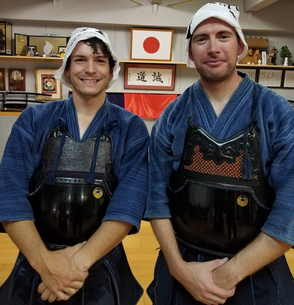 samurai trip participants