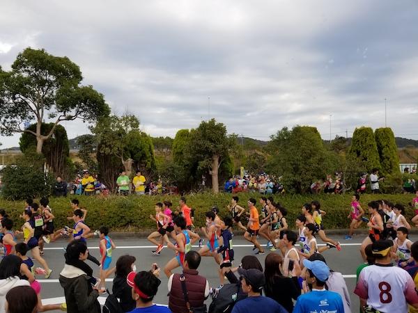 Ise Half Marathon & 5KM participants