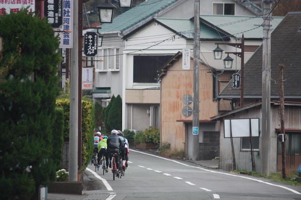Izu Peninsula Long Ride 3 - riding a bike in Izu