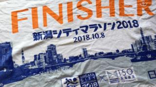 Pushing the Limits at the Niigata City Marathon