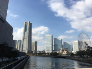 The Convenient and Bountiful Yokohama Marathon