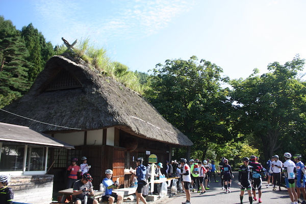 Mt Fuji Long Ride - bike course