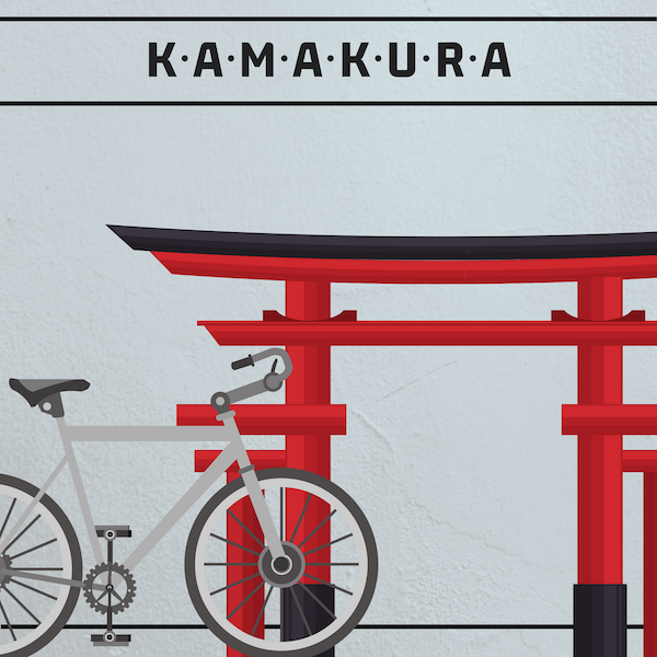 Kamakura cycling tours