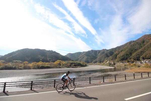 cyclist during great earth kochi