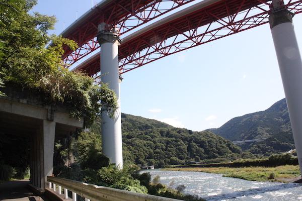 scenery in Kanagawa