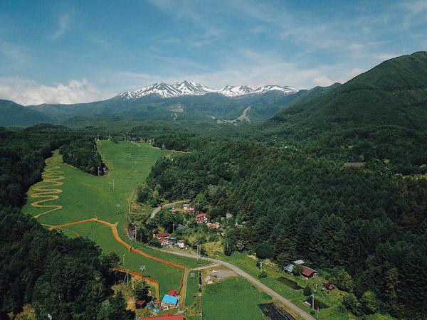 view of Nagano