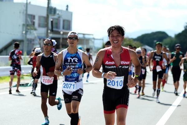 Triathlon in Kyoto