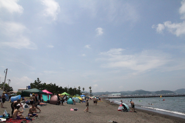 beach in Tateyama