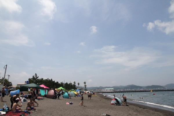 beach in Tateyama