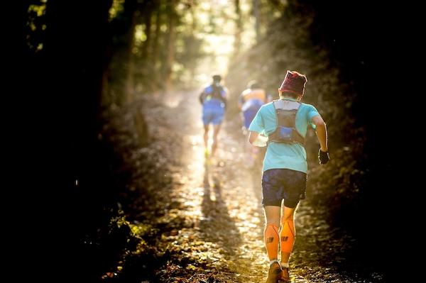 Hachimine Trail Race