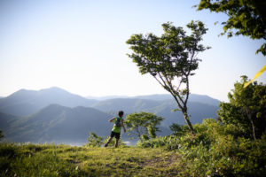 Race Around Japan: Trail Races by Fields (2019)