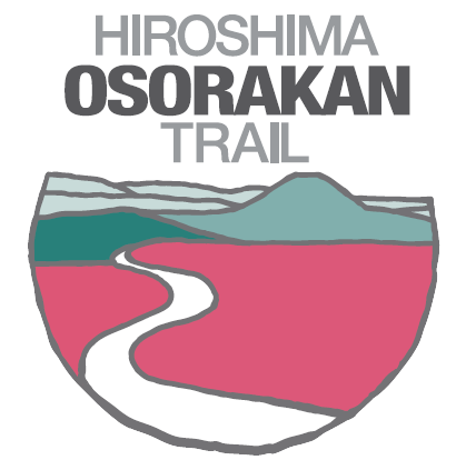 hiroshima osorakan trail logo