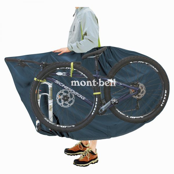 mont-bell bicycle carrying bag