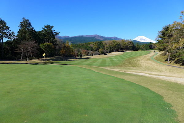 golf course at Tomei Country Club