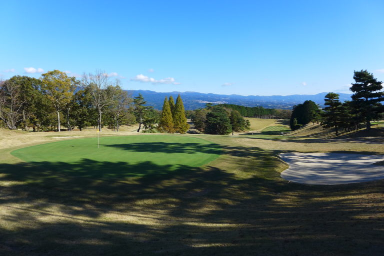 fairway at Tomei Country Club