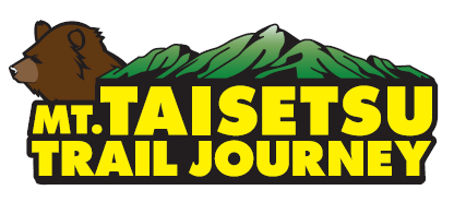 mt taisetsu trail logo