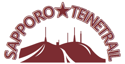 sapporo teine trail race logo