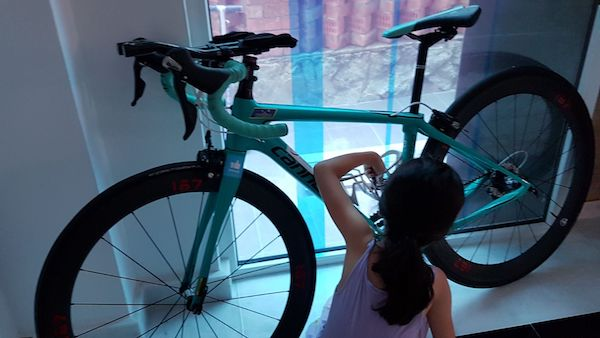 Bike maintenance help