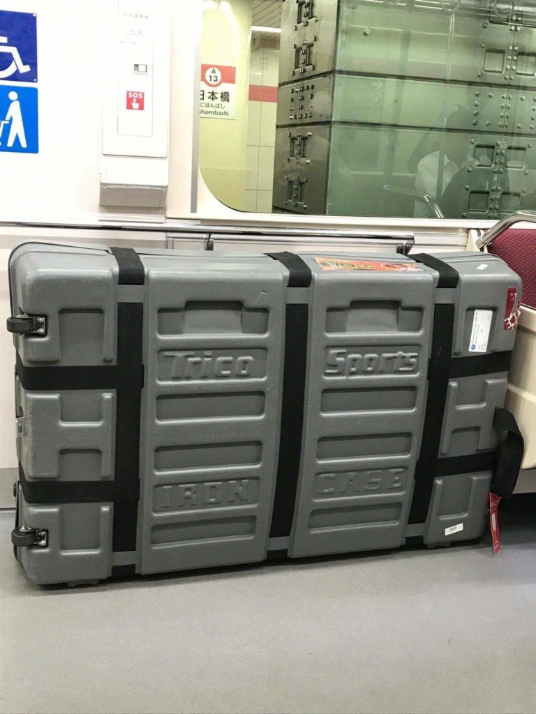 Trico Sports Iron Case bike box