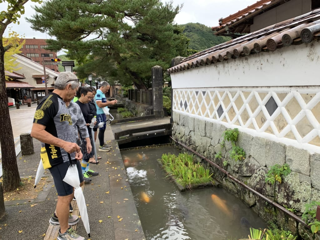 streets of Tsuwano