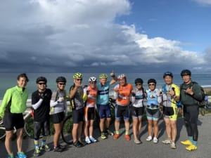 Coast to Coast in West Japan: The Iwa Iwa Ride from Iwakuni to Iwami