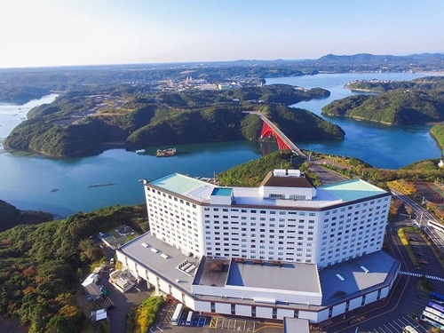 Hotel & Resorts Ise Shima view