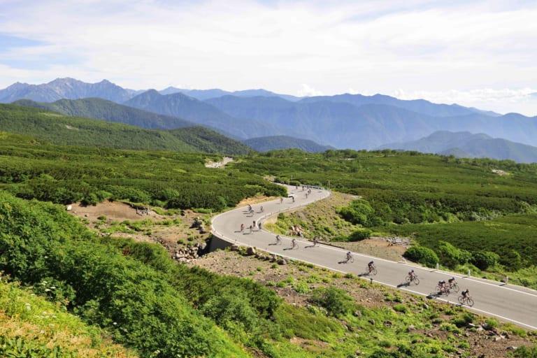 Views from Norikura Kogen