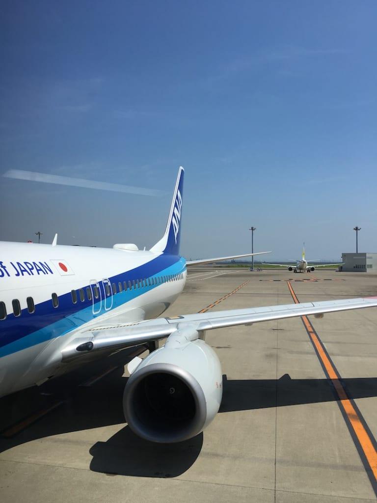 hagi iwami airport