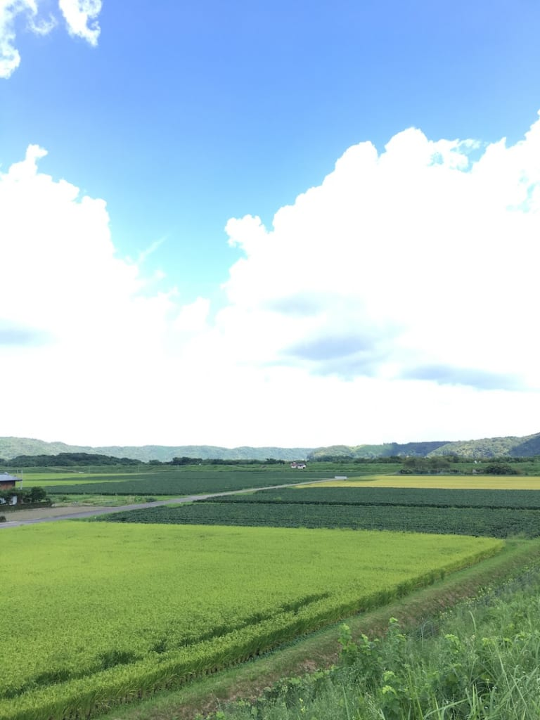 traveling to Tsuwano town