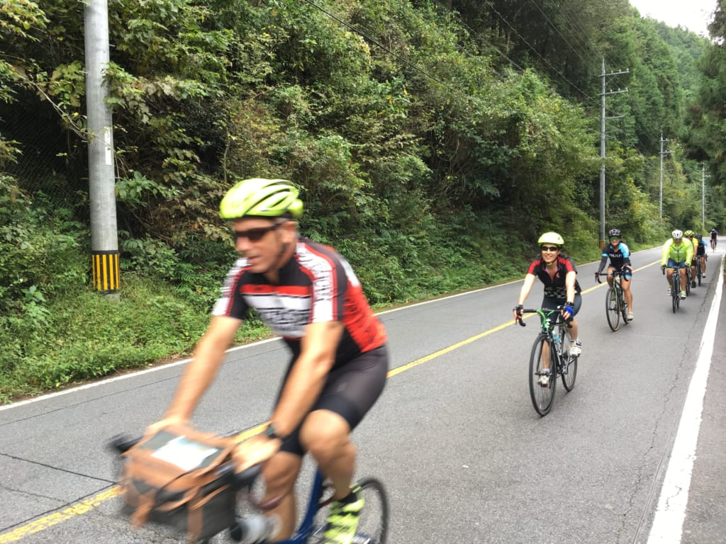 Cycling in Shimane Prefecture