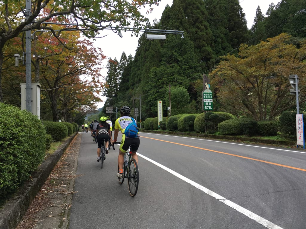 Japan road bike Shimane