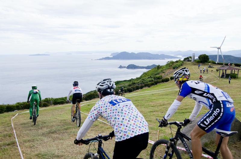 cycling in Hagi