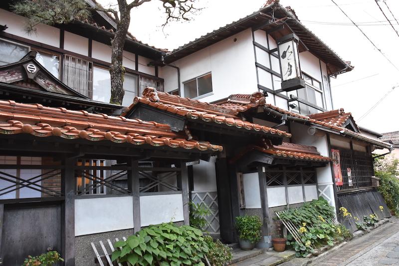 Tsuwano Meigetsu hotel
