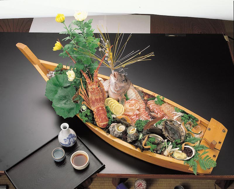 Hagi Seafood dish