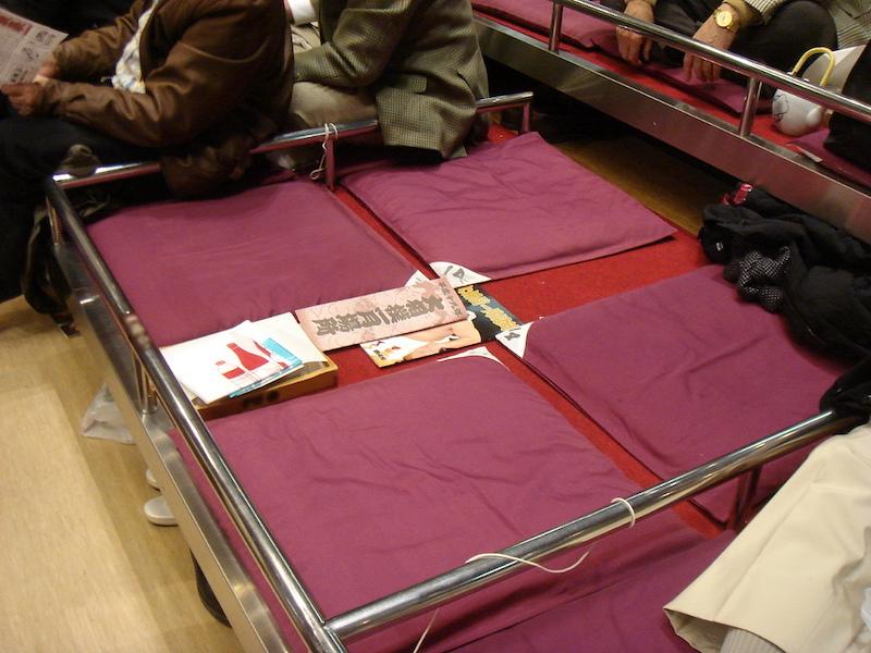 sumo match box seats